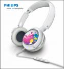 Philips Headband iPod Headphones