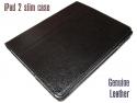 iPad 2 Slim Fit Executive Leather Case