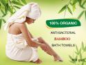 Organic Bamboo Luxury Bath Towels