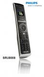 Philips Prestigo SRU8008 Universal Remote
