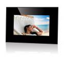 "AVLabs 7"" High Resolution Digital Photoframe - Mirror Black"